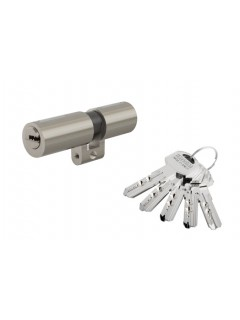 Cilindro Seguridad 33X43Mm Mcm Niq Perfil Suizo Spn:33-43