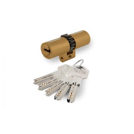 Cilindro Seguridad 33X43Mm Corona 14D Mcm Lat Perfil Suizo