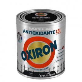 Esmalte Antioxidante 750 Ml Ne Ext. Liso Titan  Forja Oxiron