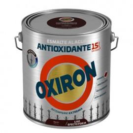 Esmalte Antioxidante 2,5 Lt Marr Ext. Liso Titan  Forja Oxiron