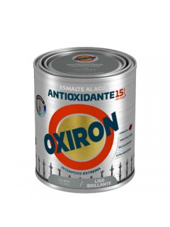 Esmalte Antioxidante Bri. 750 Ml Gr/Per Ext. Liso Titan Oxiron