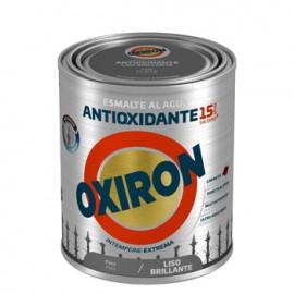 Esmalte Antioxidante Bri. 750 Ml Pla Ext. Liso Titan Oxiron