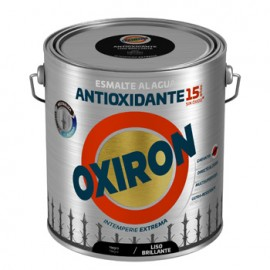 Esmalte Antioxidante Bri. 2,5 Lt Ne Ext. Liso Titan Oxiron