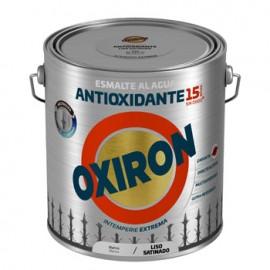 Esmalte Antioxidante Sat. 2,5 Lt Bl Ext. Liso Titan Oxiron