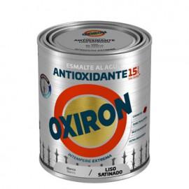Esmalte Antioxidante Sat. 750 Ml Bl Ext. Liso Titan Oxiron