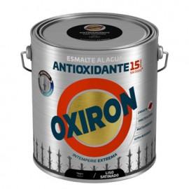 Esmalte Antioxidante Sat. 2,5 Lt Ne Ext. Liso Titan Oxiron