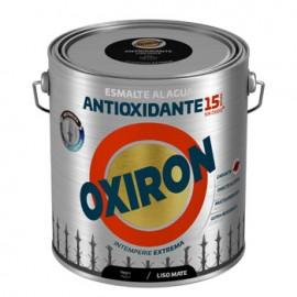 Esmalte Antioxidante Mate 2,5 Lt Ne Ext. Liso Titan Oxiron