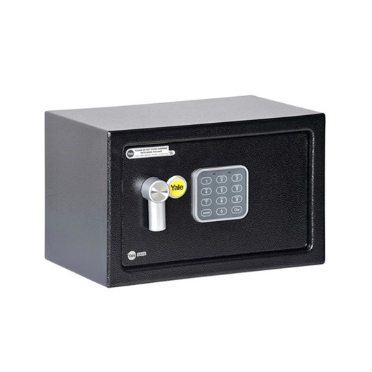 Caja Fuerte Seguridad Con Alarma 200X310X200 Yale