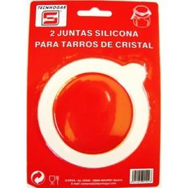 Junta Tarros Cristal Silic Thogar 2 Pz