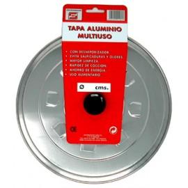 Tapa Cocina Multi 30Cm Aluminio Thogar