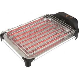 Barbacoa Electrico 42X26X7Cm Desmontable Jata Pvc Ne Bq101 2400W