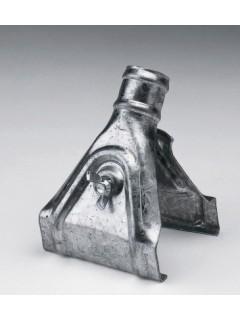 Garra Cepillo  Barrendero Metal 1500 Universal