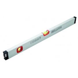 Nivel Medicion  Tubular 050Cm 2Burbujas Aluminio Bellota