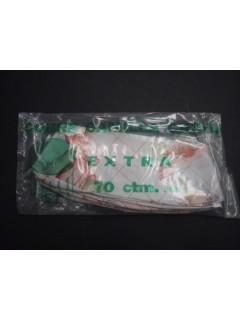 Cubre Camilla Mesa 090Cm Semihule Estampado Plastico