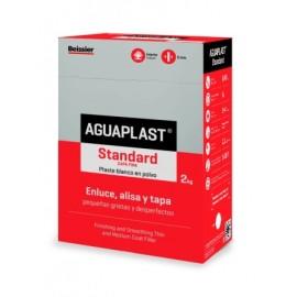 Masilla Restaurancion Estandar 2 Kg Aguaplast