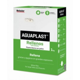 Masilla Restaurancion Rellenos 1 Kg Int. Aguaplast