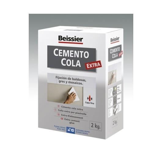 Cemento Restauracion 2 Kg Aguaplast