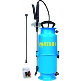 Pulverizador Agricola 6Lt Presion Previa Matabi Kima 9 Lanza Fibra Vidrio