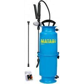 Pulverizador Agricola 8Lt Presion Previa Matabi Kima 12 Lanza Fibra Vidrio