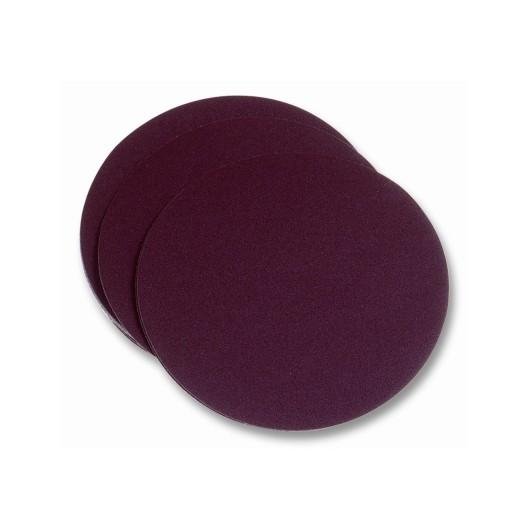 Disco Lija Papel Velcro 115 Mm Para Lijadora  Grano 40 Pg Maxi 10 Pz
