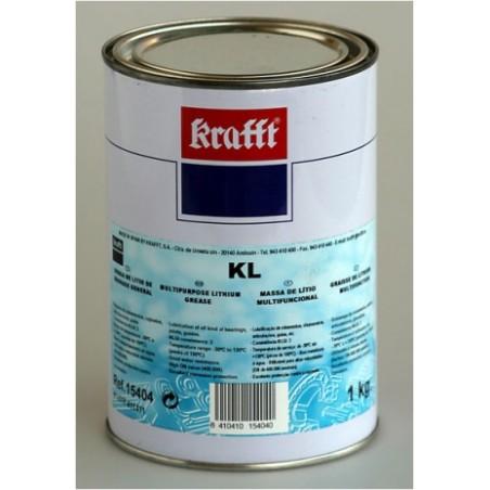 Grasa Lubricante Litio Krafft 2 Kg