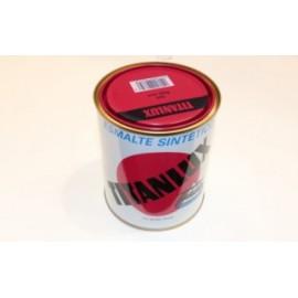 Esmalte Sintetico  Brillante  750 Ml Rojo/Vivo Interior/Exterior  Titan Titanlux