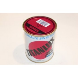 Esmalte Sintetico  Brillante  375 Ml Rojo/Vivo Interior/Exterior  Titan Titanlux
