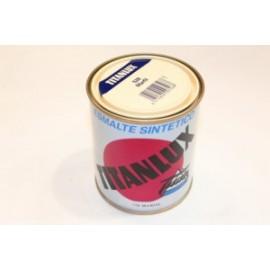 Esmalte Sintetico  Brillante  375 Ml Marfil Interior/Exterior  Titan Titanlux