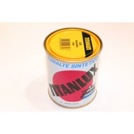 Esmalte Sintetico  Brillante  375 Ml Amarillo/Real Interior/Exterior  Titan Titanlux
