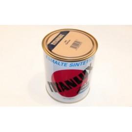 Esmalte Sintetico  Brillante  750 Ml Gamuza Interior/Exterior  Titan Titanlux
