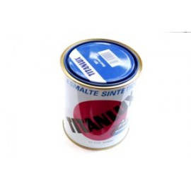 Esmalte Sintetico  Brillante  750 Ml Azul/Marino Interior/Exterior  Titan Titanlux