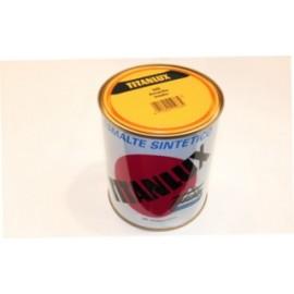 Esmalte Sintetico  Brillante  750 Ml Amarillo/Medio Interior/Exterior  Titan Titanlux