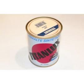 Esmalte Sintetico  Brillante  375 Ml Crema Interior/Exterior  Titan Titanlux