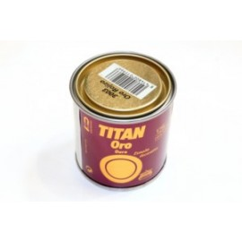 Esmalte Sintetico  Decoracion 125 Ml Oro Rojo Interior Titan