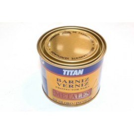 Barniz Metales 250 Ml Incoloro Titan