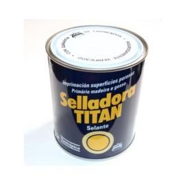 Sellador Preparacion Madera 750 Ml Incoloro Porosa 50 Titan