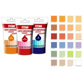 Tinte Concentrado Universal 50 Ml Pardo 456 Titan