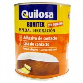 Adhesivo Contacto 1 Lt Bunitex P-55 Bote Quilosa