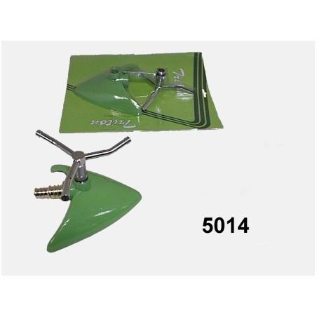 Aspersor Riego Busor 3 Vias Base Metalica 5014