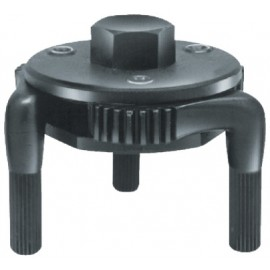 Extractor Mecanico Filtro Aceite 068-110Mm 3 Garras Forza