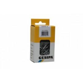 Remache Fijacion Estandar 3,2X10Mm Aluminio Minipack Gesipa 50 Pz