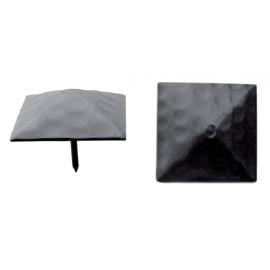 Clavo Piramide 30X030Mm Negro El Zorro