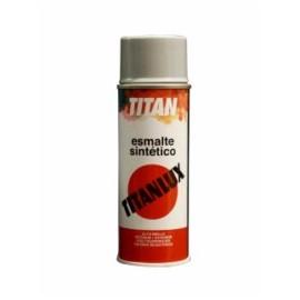 Esmalte Sintetico  Brillante  200 Ml Gris Titanlux Titan