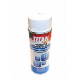 Esmalte Electrodomestico Brillante  400 Ml Blanco  Titan