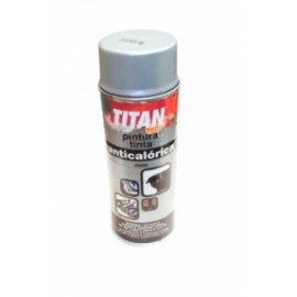 Pintura Anticalorica 400 Ml Aluminio 300 Spray Titan