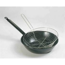 Sarten Cocina Freidora 28Cm A/Esm La Ideal