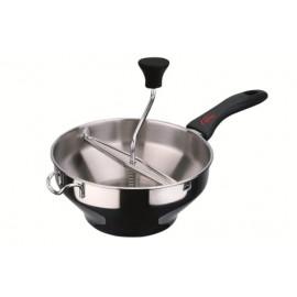 Pasapure Cocina 3 Discos 20Cm Mango Baquelita Inox Inoxibar