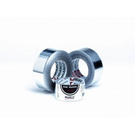 Cinta Adhesiva 50Mmx 10Mt Aluminio Al-30 Miarco