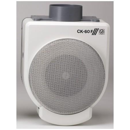 Extractor Cocina Centrifugo 625M3/H Bandeja Recogegrasa Plastico Ignifugo Blanco S P