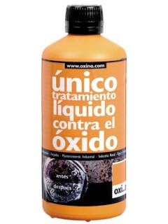 Aceite Antioxido Liquido 500 Ml Oxino